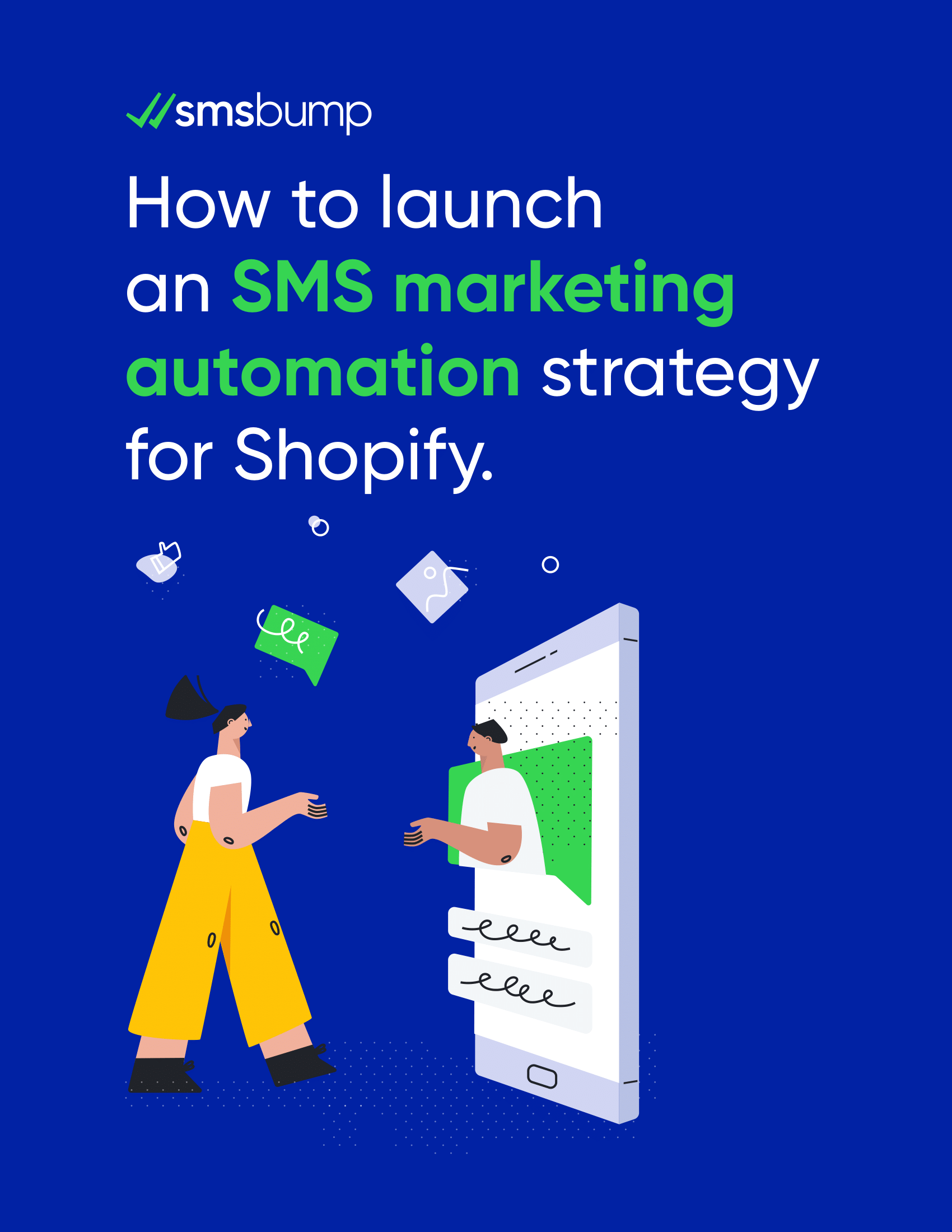 How to launch an SMS marketing automation strategy for Shopify